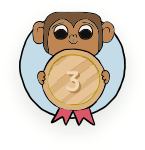 Home monthly medal