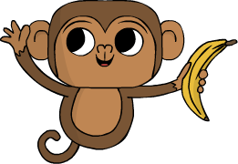 Monkey body